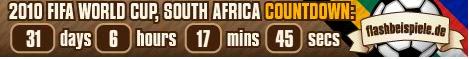 kostenloser WM Countdown